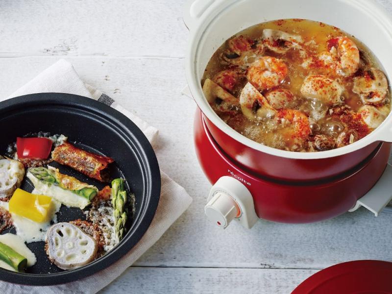 récolte Pot Duo fête 日式小電鍋 RPD-3