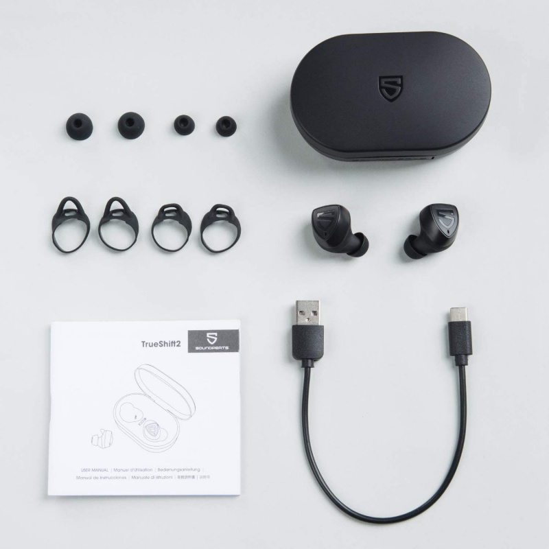 SoundPEATS Trueshift 2 真無線藍牙耳機