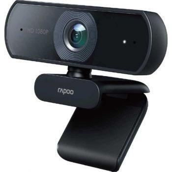 Rapoo 1080p 高清廣角視像鏡頭 Webcam (免驅動) C260[香港行貨]