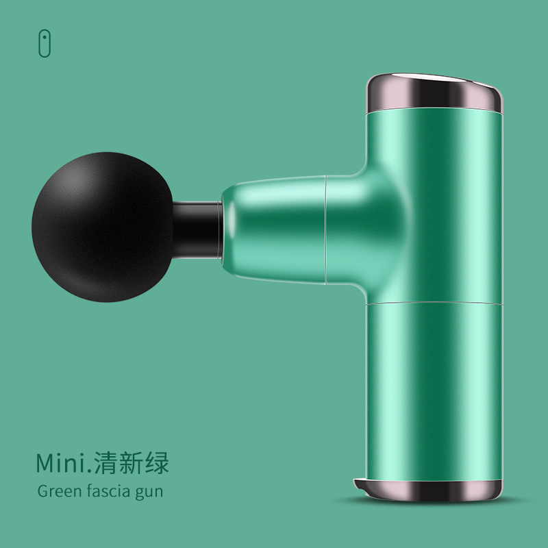 OLFONE Mini Power 靜音迷你筋膜槍 [4色]