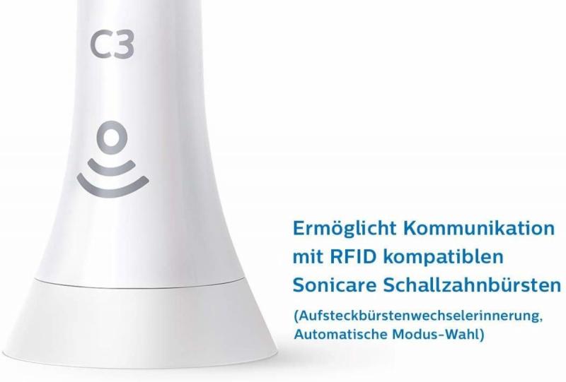 Philips Sonicare C3 G3 W3 智能刷頭組合套裝 HX9076