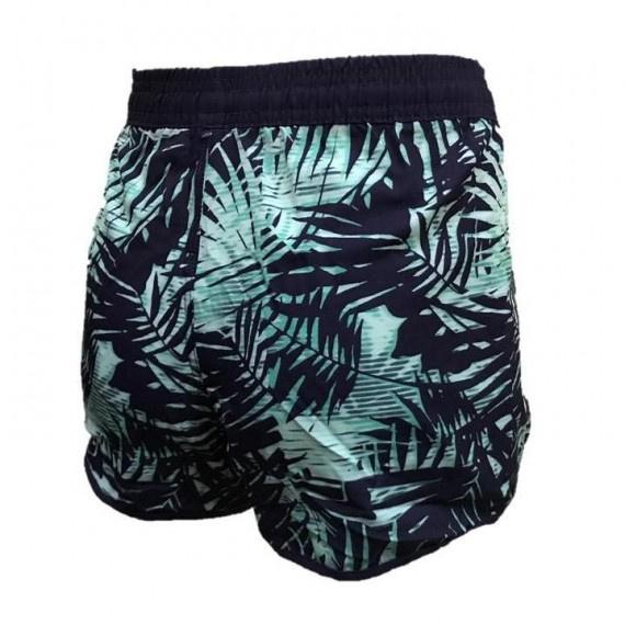 女裝快乾沙灘褲 - 叢林