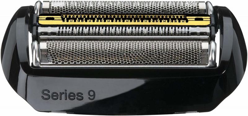 BRAUN 92B 替換刀片/刀網 黑色