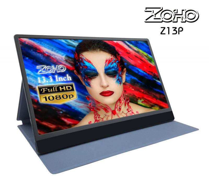 Zoho 13.3吋可攜式顯示器 Z13P