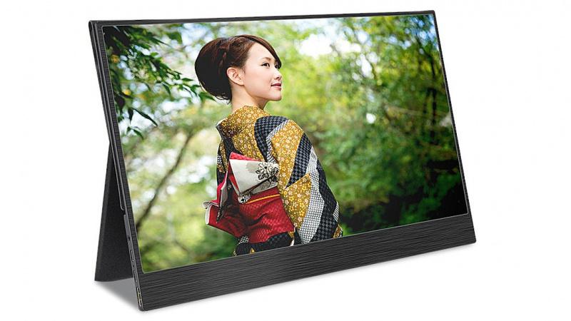 Zoho 15.6吋可攜式顯示器 Z15P