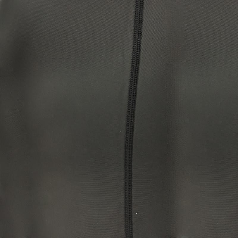 3.5mm 成人網狀氯丁橡膠防寒背心 - 黑