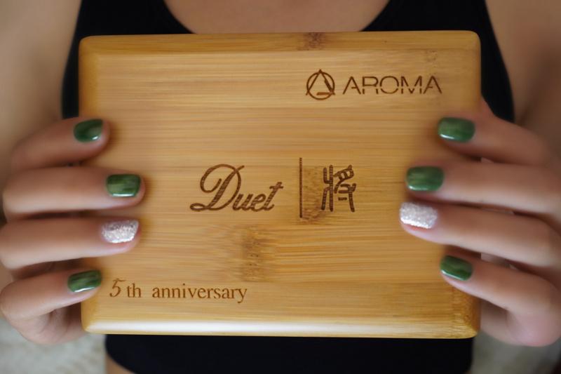 Aroma Audio Duet 將 (5週年限量版500對)