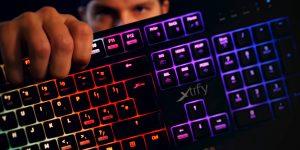 Xtrfy K2-RGB 電競鍵盤