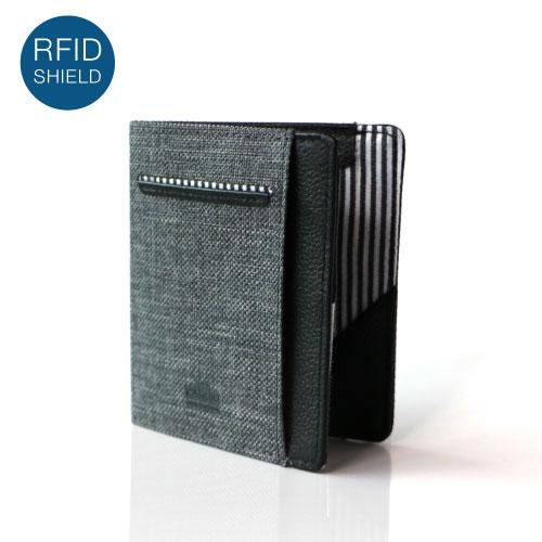LOFT OF CAMBIE SMART FLIP WOLYT WALLET w/ RFID SHIELD