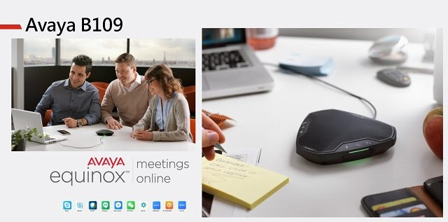 Avaya #B109 會議電話揚聲器🗣👥💬