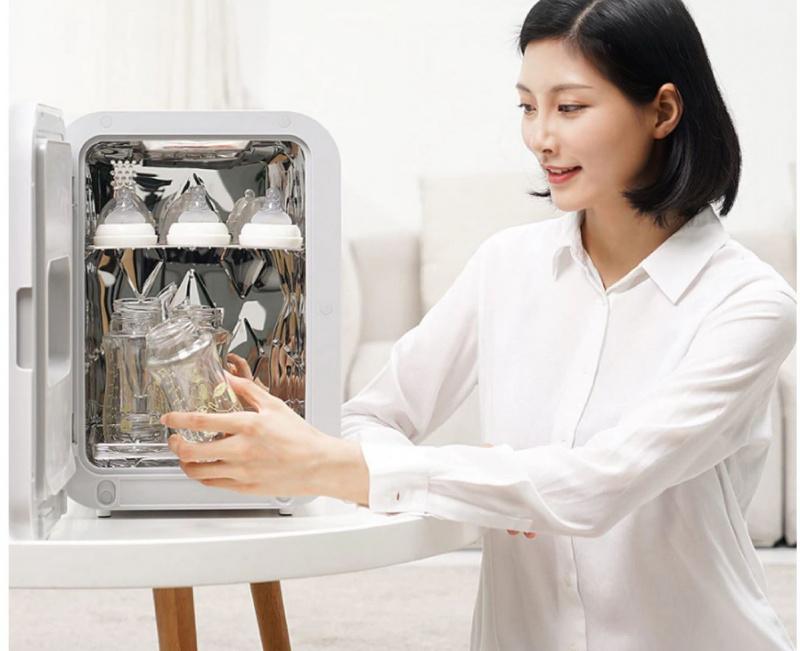 小米 小浪 桌面UV紫外線消毒櫃 消毒 烘干 HD-ZMXDJ01