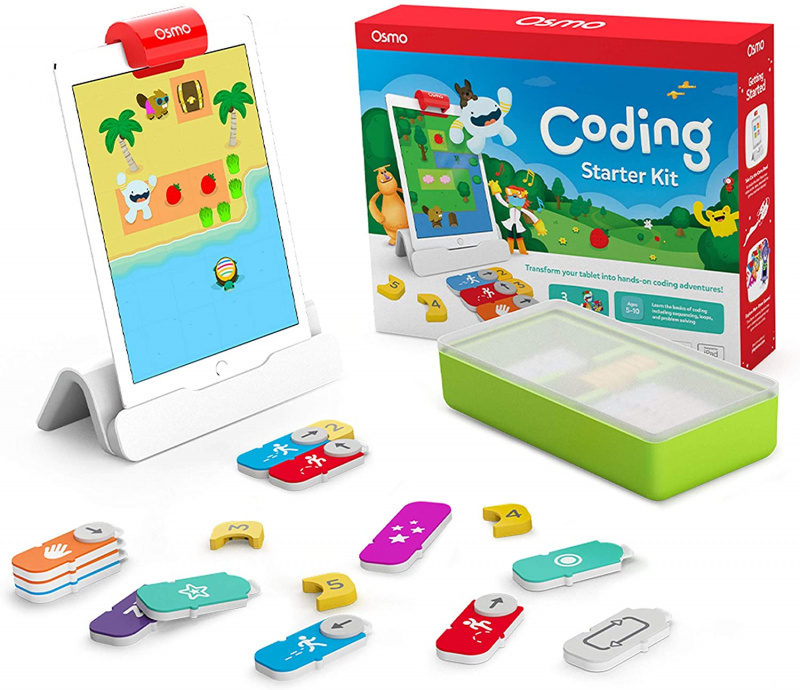 Osmo Coding Awbie Starter Kit 學習遊戲教育編程