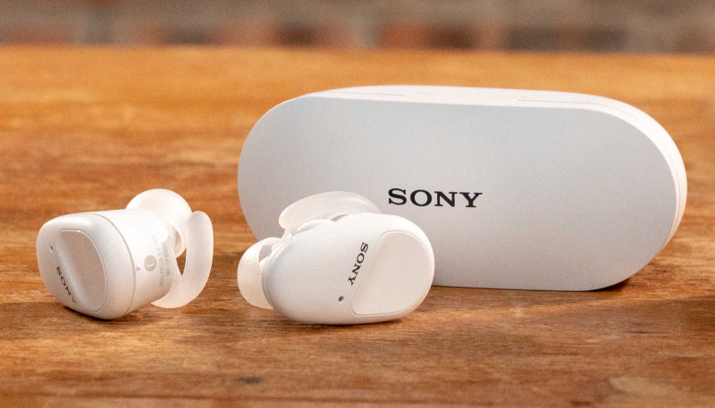 Sony WF-SP800N 運動真無線降噪耳機 [4色]