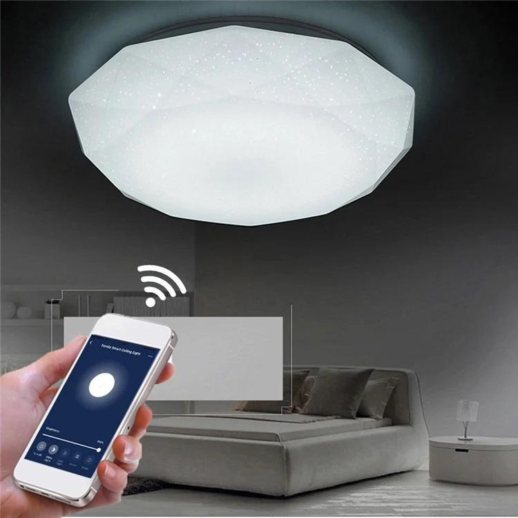 M-Plus Yourite 智能Wifi遙控藍牙LED吸頂燈