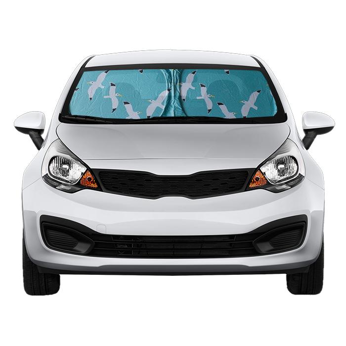 BISQUE - GOING TO A GO GO ! 日本設計汽車擋風玻璃遮陽簾