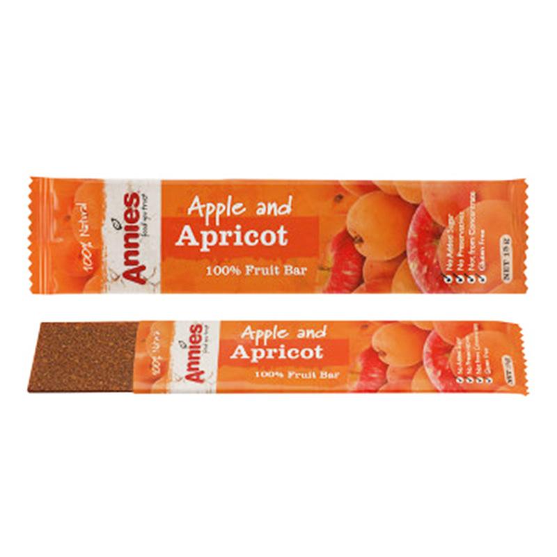 紐西蘭Annie's 全天然無加糖 杏脯味乾水果條 20g 【市集世界 - 澳紐市集】