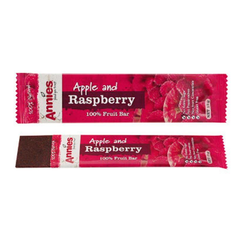 紐西蘭Annie's 全天然無加糖 樹莓味乾水果條 20g【市集世界 - 澳紐市集】