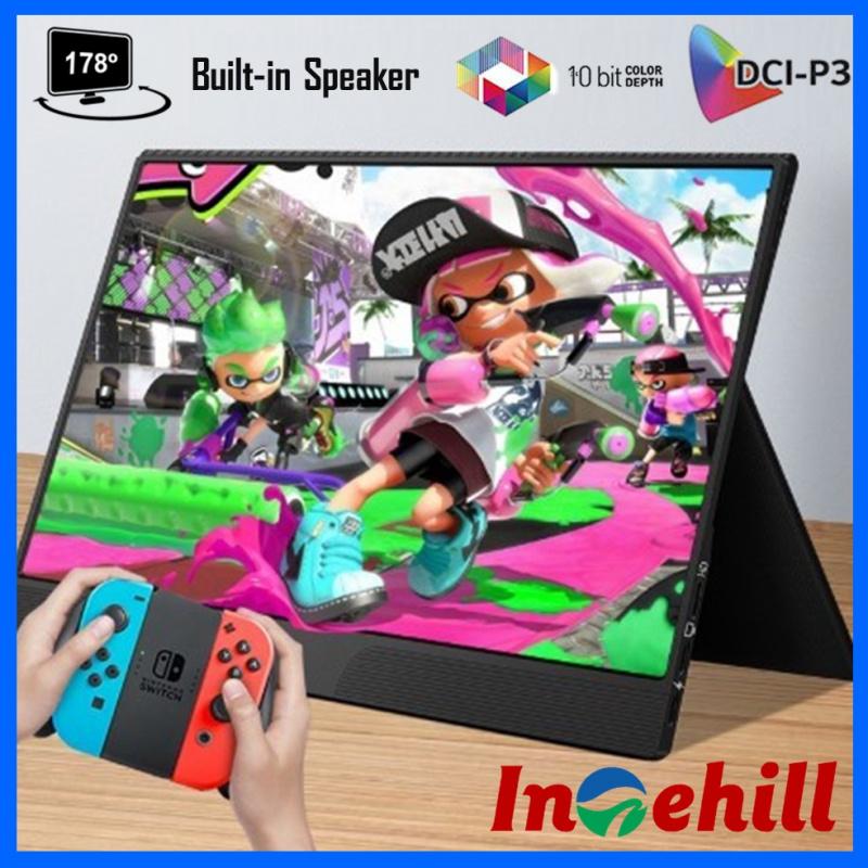 "Intehill 15.6"" QLED便攜式顯示器 H156PEB"
