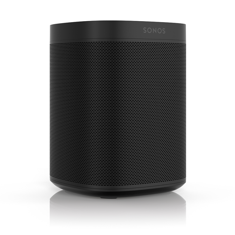 Sonos One(第2代)無線智能揚聲器