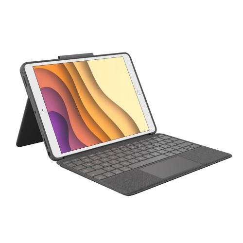 Logitech Combo Touch 保護殼 (iPad Air第3代和 iPad Pro 10.5 英吋用)