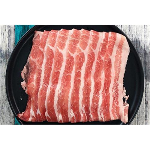 美國無激素豬腩片 [180克]