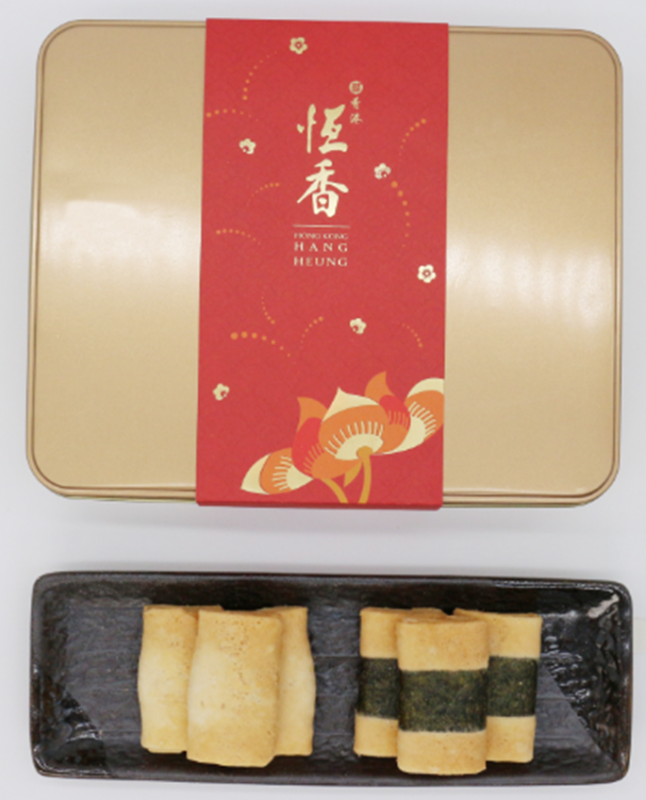 金裝鳳凰禮盒Golden Phoenix Egg Roll Gift Set