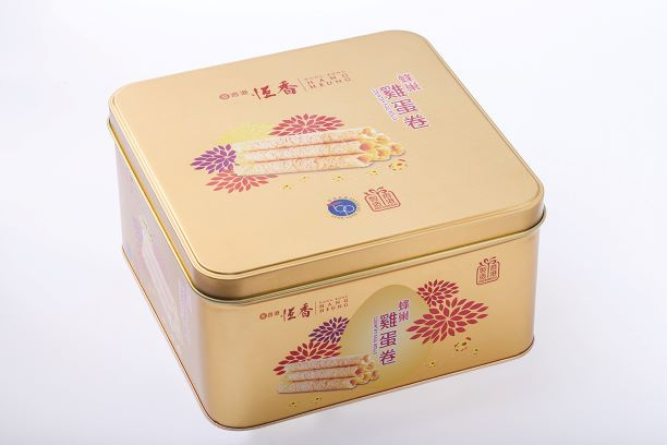 蜂巢雞蛋卷21支罐裝Country Egg Rolls (21pcs/Tin)