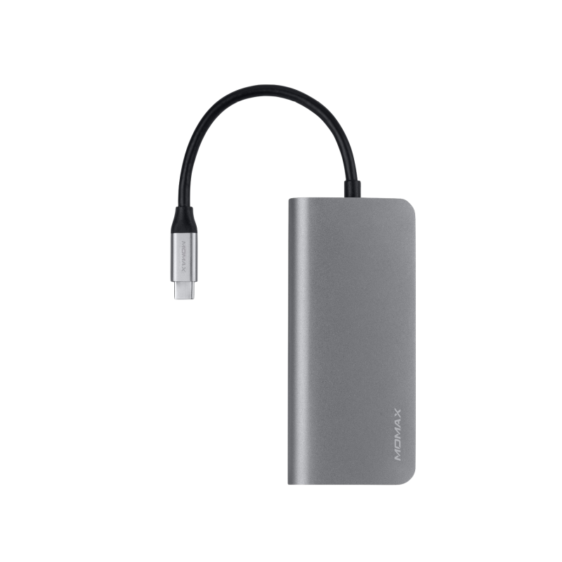 Momax One Link 8合1 USB-C 擴充器[DHC6E]