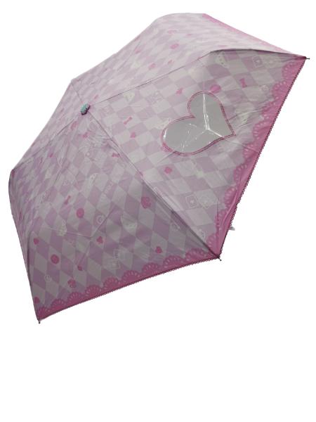 日本Natural Basic 愛麗斯折傘