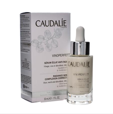 法國Caudalie歐緹麗葡萄籽臻美亮白精華液(30ml)x 2支