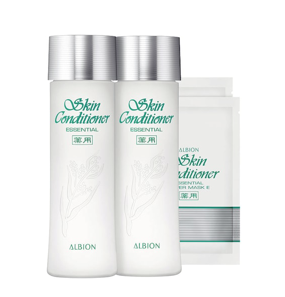 ALBION SKIN CONDITIONER ESSENTIAL DUO 330ml  基礎護膚套裝