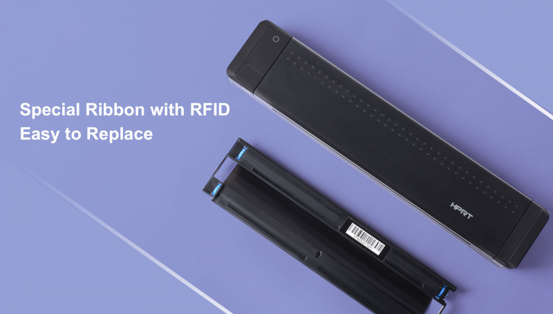 HPRT - Wireless Portable Printer 專用墨盒(x2)