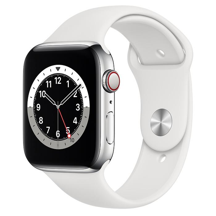 Apple Watch Series 6 GPS+Cellular 運動錶帶 [40/44毫米] (5色)