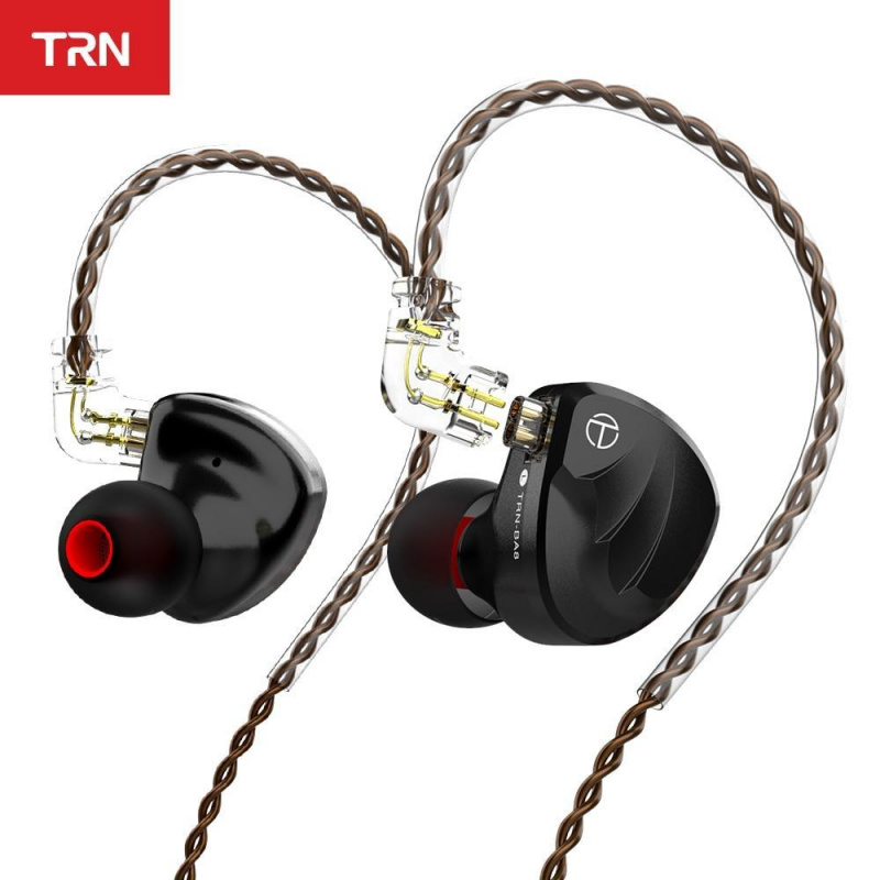 【香港行貨】TRN - BA8 十六單元純動鐵繞耳式耳機🎧🎶