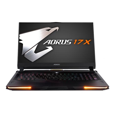 Gigabyte AORUS 17X XB i7 10875H RTX2070 SUPER MAX P 8GB 16G 1TB