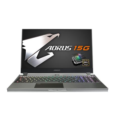 Gigabyte AORUS 15G WB/16 i7 10750H RTX2070 MAXQ 8GB 16G 512GB