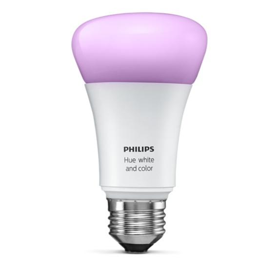 Philips Hue E27 White & Color Ambiance
