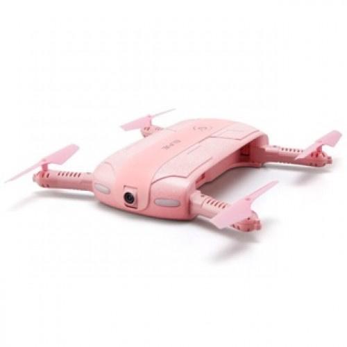 JJRC H37 ELFIE粉紅限量版 可折疊六軸飛行器航拍機