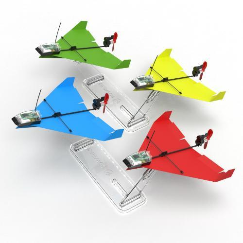 Powerup Dart 遙控紙飛機