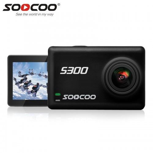 SOOCOO S300 4K 防水防震大觸屏 運動攝影機
