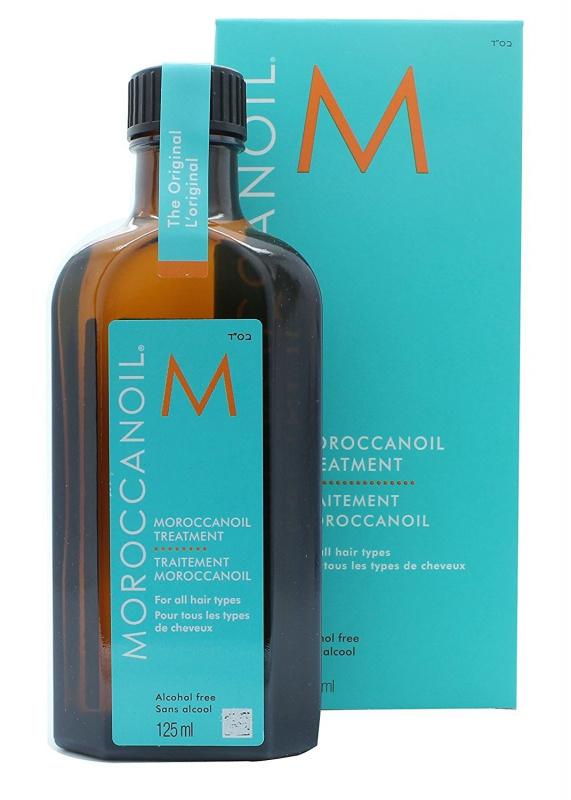 摩洛哥優油-摩洛哥特別版順髮油 (連泵), 125毫升