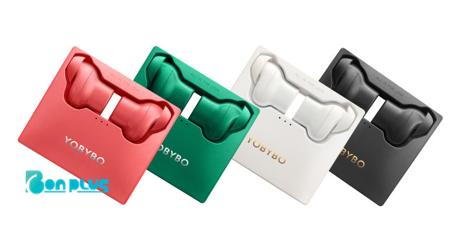 YOBYBO Note 20 Bluetooth 5.0 超薄金屬無線藍牙耳機