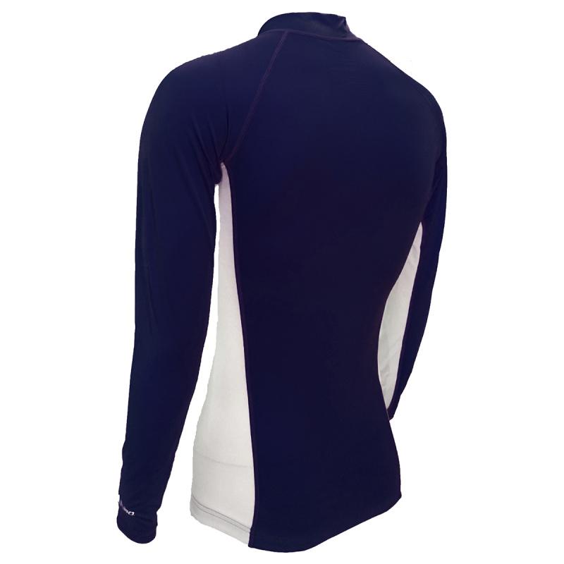 成人防曬夾克 - 深藍