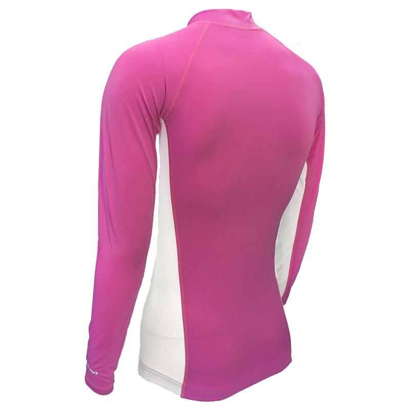成人防曬夾克 - 粉紅