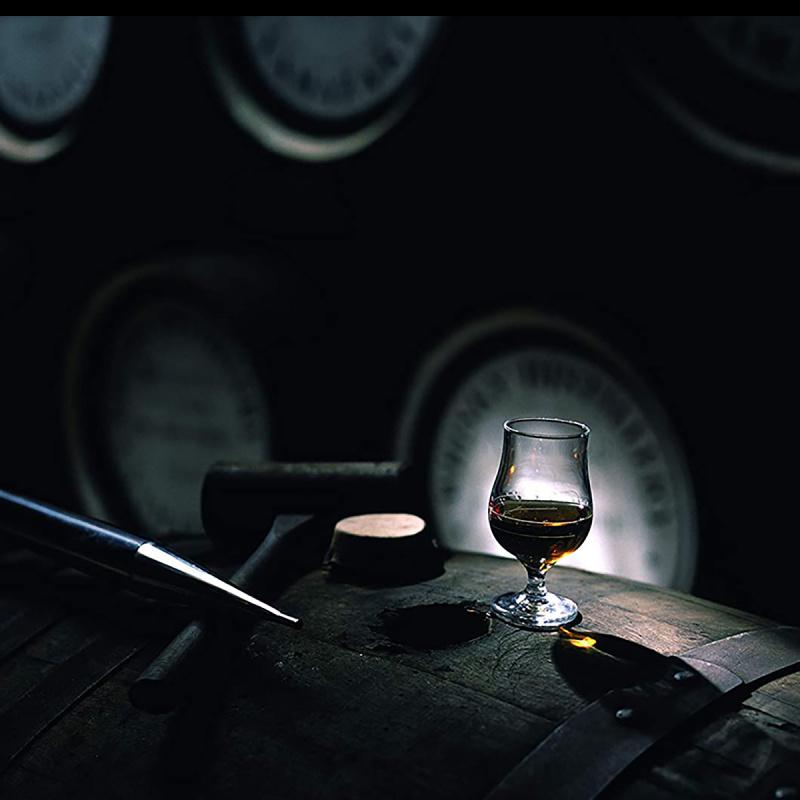 日版 Suntory 三得利 山崎蒸溜所 華麗琥珀焙煎樽熟成 威士忌梅酒 (禮盒裝) 750ml
