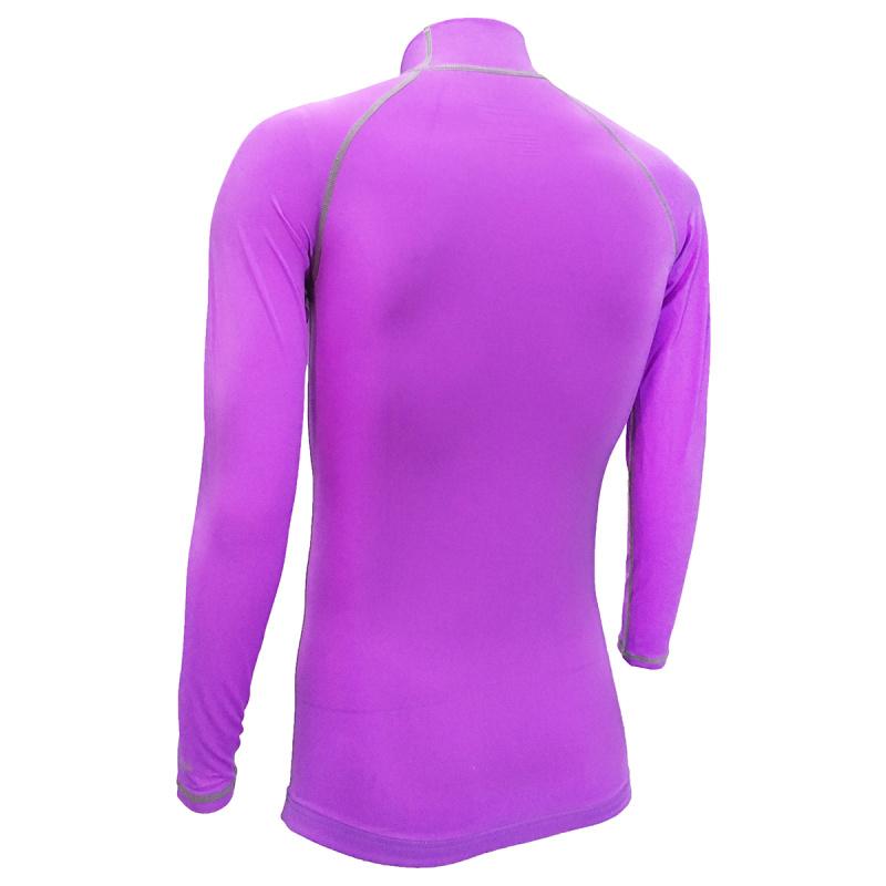 成人防曬上衣 - 紫