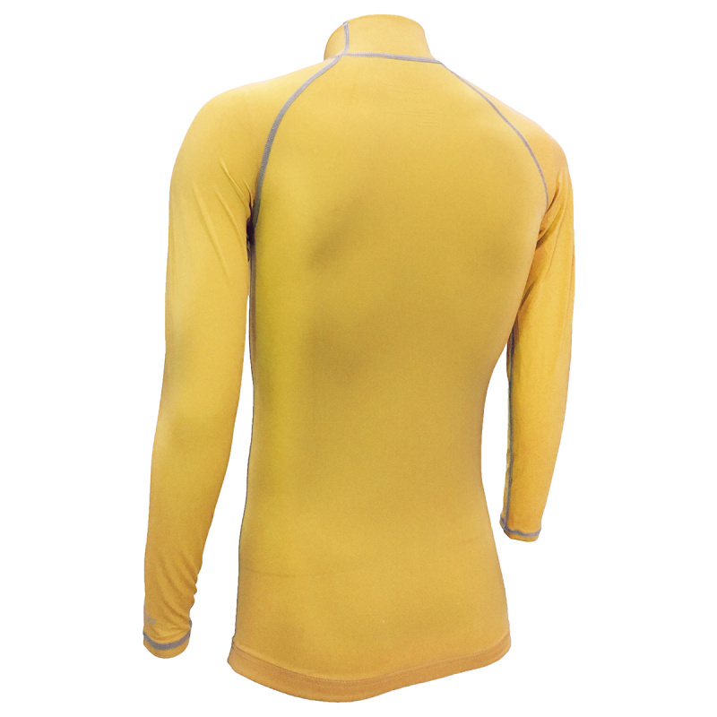 成人防曬上衣 - 黃