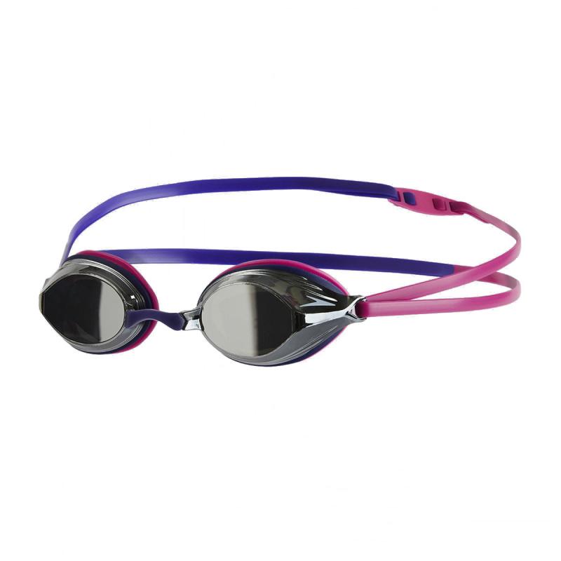 成人 Vengeance 競賽訓練鍍膜泳鏡 - 粉紅/紫/銀