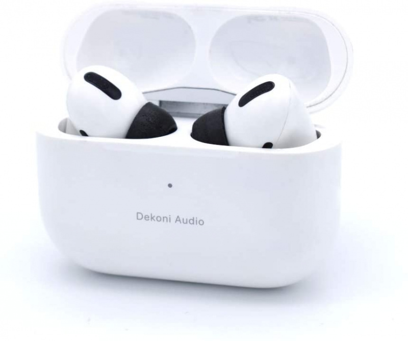 Dekoni Audio Bulletz for Apple Airpods Pro 專用記憶耳棉[一盒三對][3 Size]