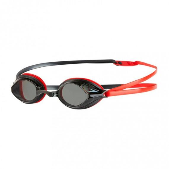 成人 Vengeance 競賽訓練泳鏡 - 紅/灰